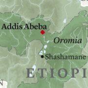 Etiopia - Oromia