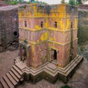 Lalibela città sacra Etiopia