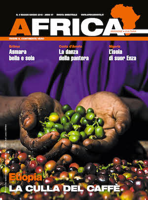 In Etiopia il Qat Sostituisce il Caffè