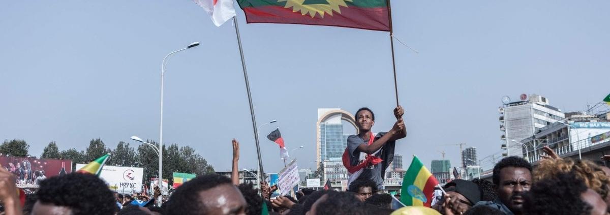 Etiopia, Granata sulla Folla, 83 Feriti