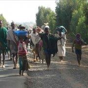 1 Milione di Persone Sfollate in Etiopia