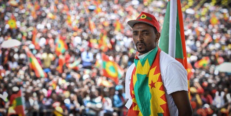 In Etiopia sono state arrestate 1.200 persone per gli scontri ad Addis Abeba